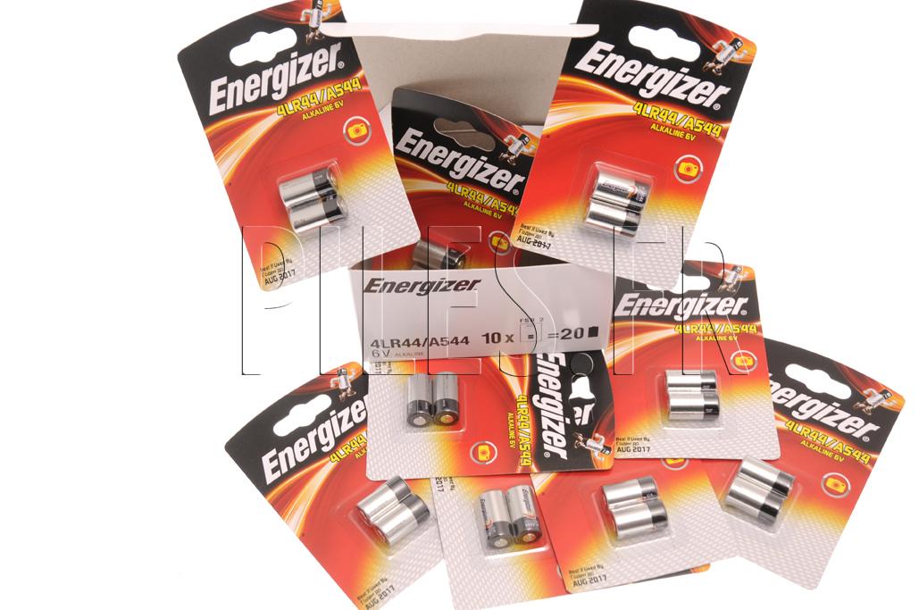 Distributeur Energizer